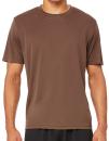 Unisex Performance Short Sleeve Tee, All Sport M1009 // ALM1009 Sport Dark Brown   XS