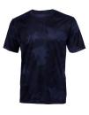 Unisex Performance Short Sleeve Tee, All Sport M1009 // ALM1009 Sport Dark Navy Laser Camo   XS