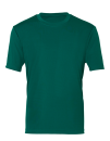 Unisex Performance Short Sleeve Tee, All Sport M1009 // ALM1009 Sport Forest   XS