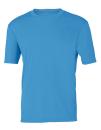 Unisex Performance Short Sleeve Tee, All Sport M1009 // ALM1009 Sport Light Blue   XS