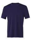 Unisex Performance Short Sleeve Tee, All Sport M1009 // ALM1009 Sport Navy   XS