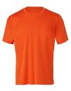 Unisex Performance Short Sleeve Tee, All Sport M1009 // ALM1009 Sport Orange   XS