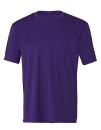 Unisex Performance Short Sleeve Tee, All Sport M1009 // ALM1009 Sport Purple   XS