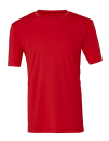 Unisex Performance Short Sleeve Tee, All Sport M1009 // ALM1009 Sport Red   XS