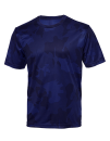 Unisex Performance Short Sleeve Tee, All Sport M1009 // ALM1009 Sport Royal Laser Camo   XS