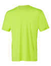Unisex Performance Short Sleeve Tee, All Sport M1009 // ALM1009 Sport Safety Yellow   XS