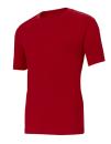 Unisex Performance Short Sleeve Tee, All Sport M1009 // ALM1009 Sport Scarlet Red   XS
