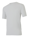 Unisex Performance Short Sleeve Tee, All Sport M1009 // ALM1009 Sport Silver   XS
