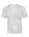 Unisex Performance Short Sleeve Tee, All Sport M1009 // ALM1009 White Laser Camo   XS