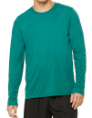 Unisex Performance Long Sleeve Tee, All Sport M3009 // ALM3009 Sport Forest | XS
