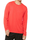 Unisex Performance Long Sleeve Tee, All Sport M3009 // ALM3009 Sport Red | XS