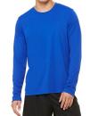 Unisex Performance Long Sleeve Tee, All Sport M3009 // ALM3009 Sport Royal | XS