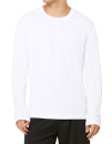 Unisex Performance Long Sleeve Tee, All Sport M3009 // ALM3009 White | XS