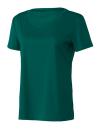 Women`s Performance Short Sleeve Tee, All Sport W1009 // ALW1009 Sport Forest | XS