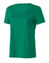 Women`s Performance Short Sleeve Tee, All Sport W1009 // ALW1009 Sport Kelly | XS