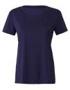 Women`s Performance Short Sleeve Tee, All Sport W1009 // ALW1009 Sport Navy | XS