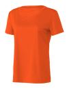 Women`s Performance Short Sleeve Tee, All Sport W1009 // ALW1009 Sport Orange | XS