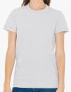 Women`s Fine Jersey T-Shirt, American Apparel 2102W // AM2102 Asphalt | S