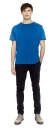 Mens Classic Jersey T-Shirt, Continental Clothing N03 //...