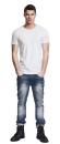 Men´s Raw Edge Jersey T-Shirt, Continental Clothing...