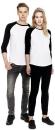 Unisex  Baseball T-Shirt, Continental Clothing N22 // CCN22
