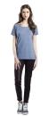 Women Sfx Yarn T-Shirt, Earth Positive EP14 // EAP14