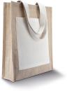 Jute Shopper, Kimood KI0221 // KM0221