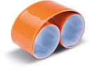 Schnapparmband Reflektorband, Kimood KI0334 // KM0334