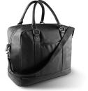 Reisetasche. Beschichtete Baumwolle, Kimood KI0924 // KM0924