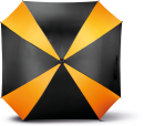Quadratischer Schirm, Kimood KI2023 // KM2023