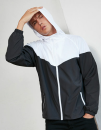 2-Tone Tech Windrunner, Build Your Brand BY129 // BY129