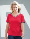 Elbert Piqué Ladies T-Shirt, Elevate 38027 // EL38027