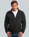 Men´s Full- Zip Fleece Jacket, HRM 1201 // HRM1201