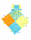 Baby Multi Coloured Comforter with Rattle, Mumbles MM701...