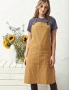 Annex Oxford Bib Apron, Premier Workwear PR144 // PW144