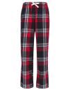 Kids Tartan Lounge Pants, SF Minni SM083 // SM83