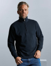 Authentic 1/4 Zip Sweat, Russell R-270M-0 // Z270M