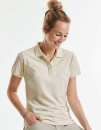 Ladies´ Pure Organic Polo, Russell Pure Organic...