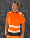 Recycled Safety T-Shirt, Result Genuine Recycled R502X //...