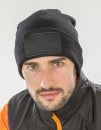Recycled Double Knit Printers Beanie, Result Genuine...