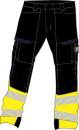 Hose mit Knietaschen, Stretch, Mascot Workwear 19879-711...