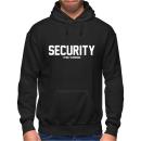 Security - Vorderseite / Hoodie ( Premium )